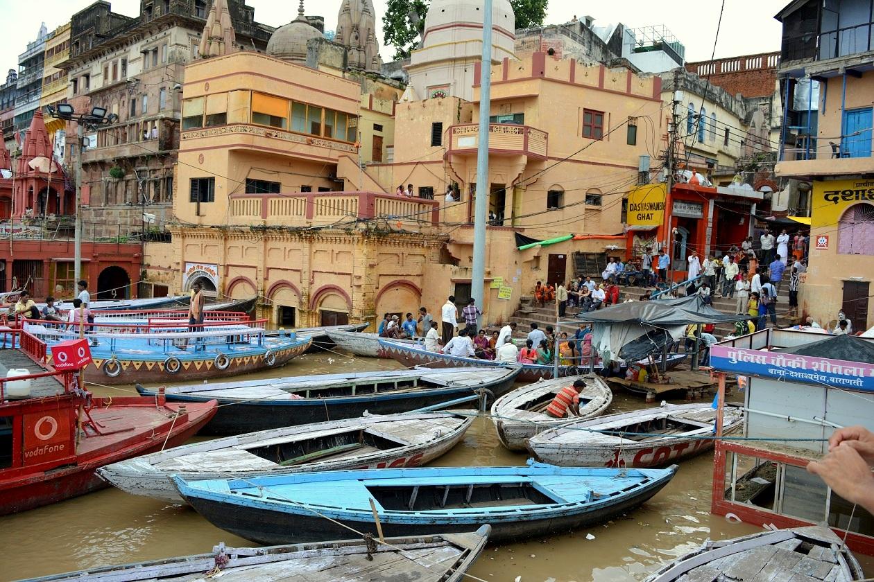 Varanasi and its World Famous Aarti