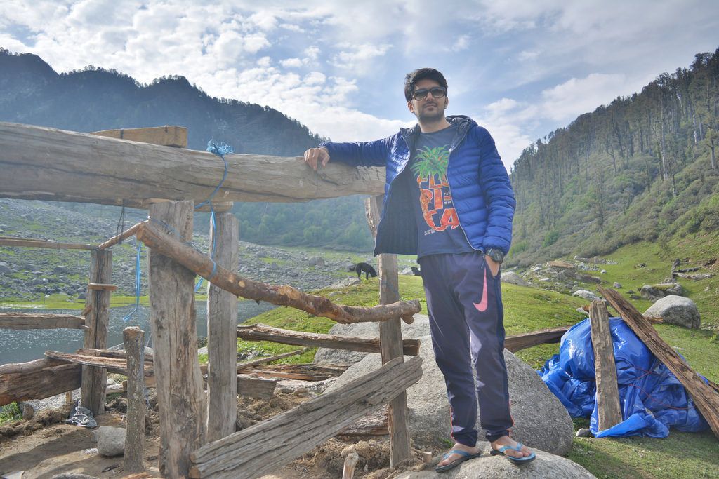 Kareri Lake Trek - Himachal